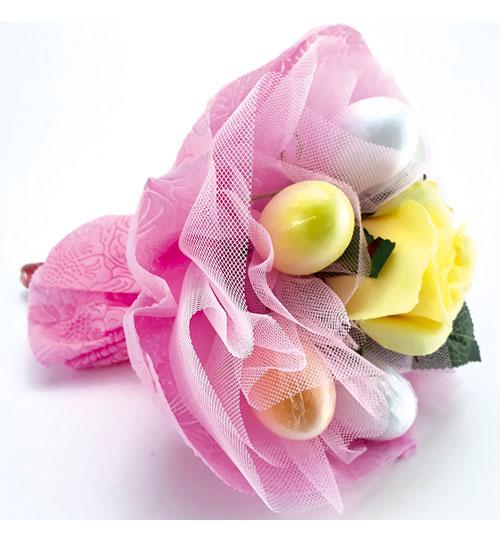 Mazzolino uova confettate