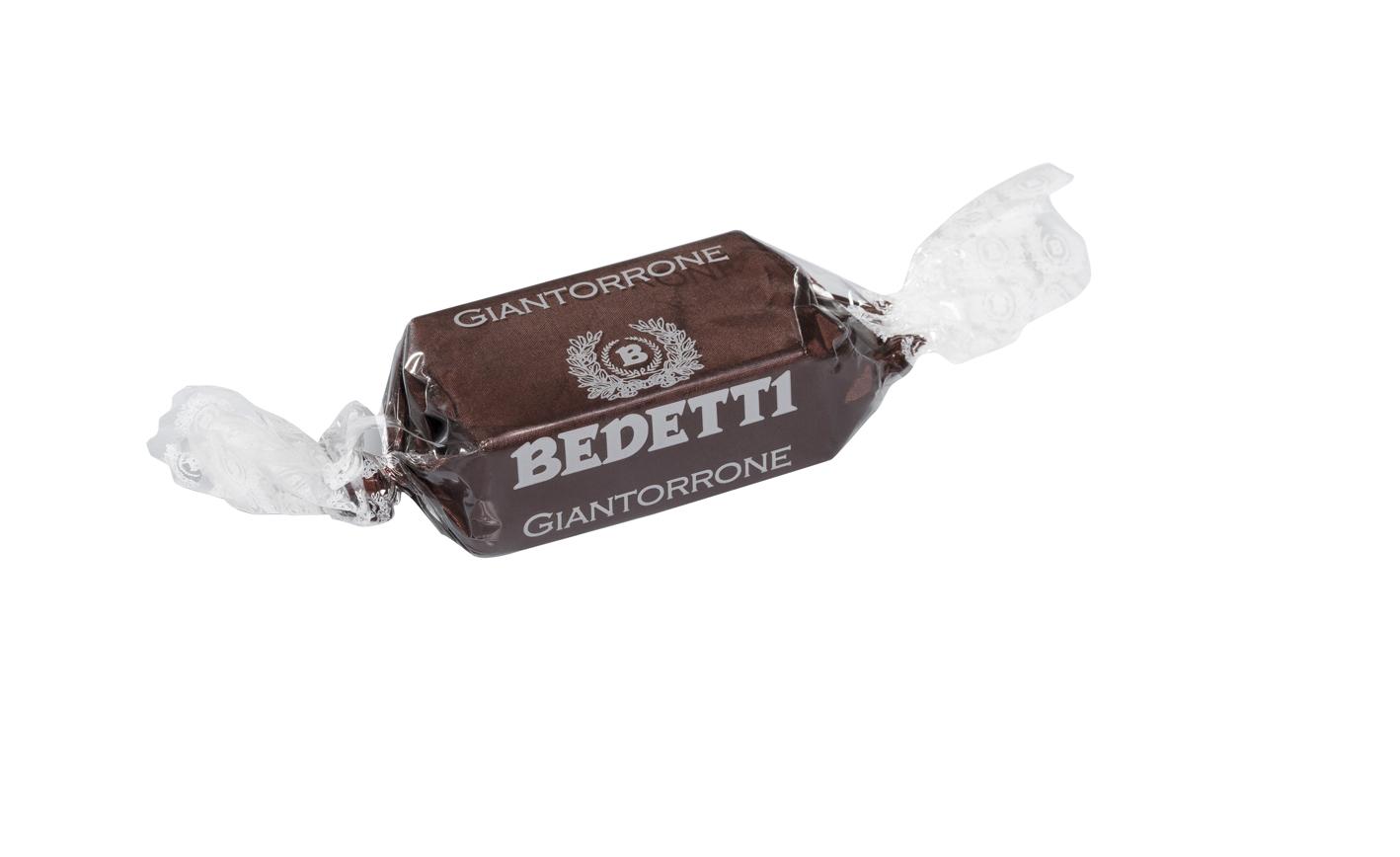 Torrone friabile con mandorle Bedetti