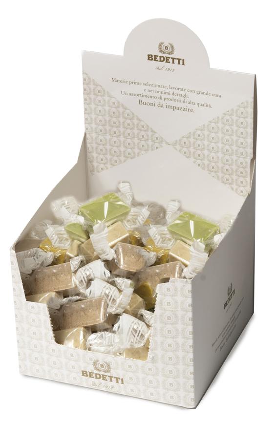 Praline di cioccolato assortite Bedetti bella idea